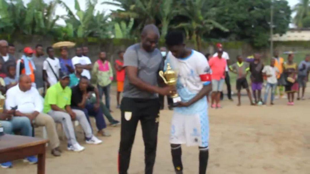 CAMEROUN Réaction du Capitaine de Olympiques de Dibombari
