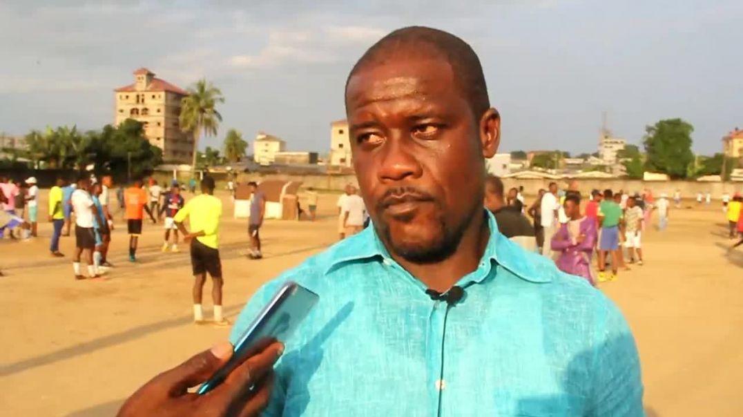 CAMEROUN Réaction du Coach de Olympiques de Dibombari