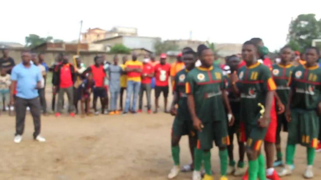 CAMEROUN Réaction du Capitaine de L équipe championne du Littoral