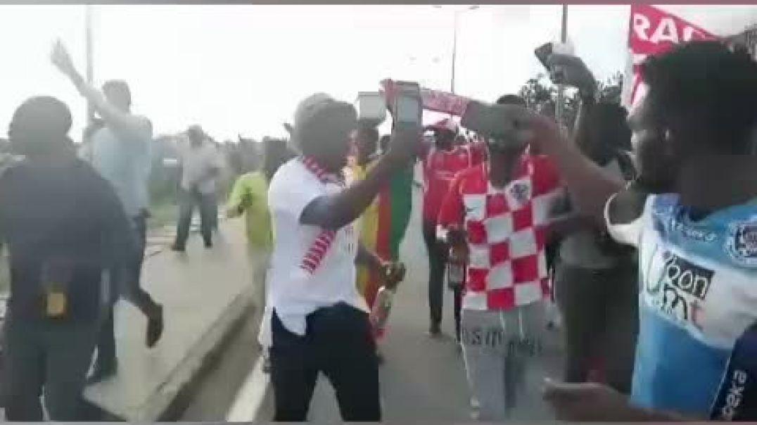 [Cameroun] racing de Bafoussam retrouve l élite one