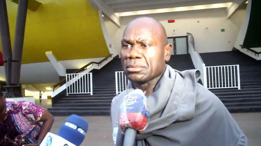 Cameroun Réaction de Ferdinand MAKOTA argent de Liaison des Lions indomptables