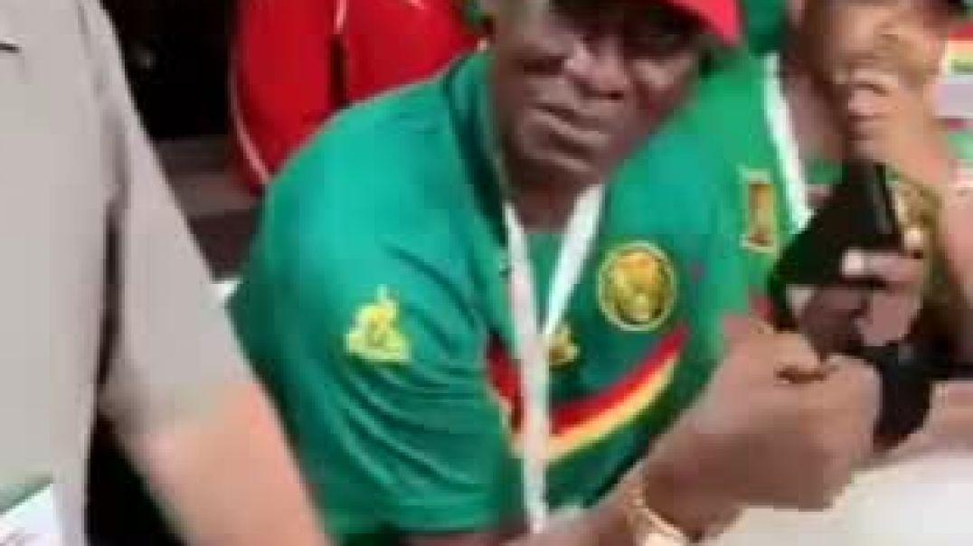 [Cameroun] préparation de la Can 2021 les footballeurs africains s'engagent
