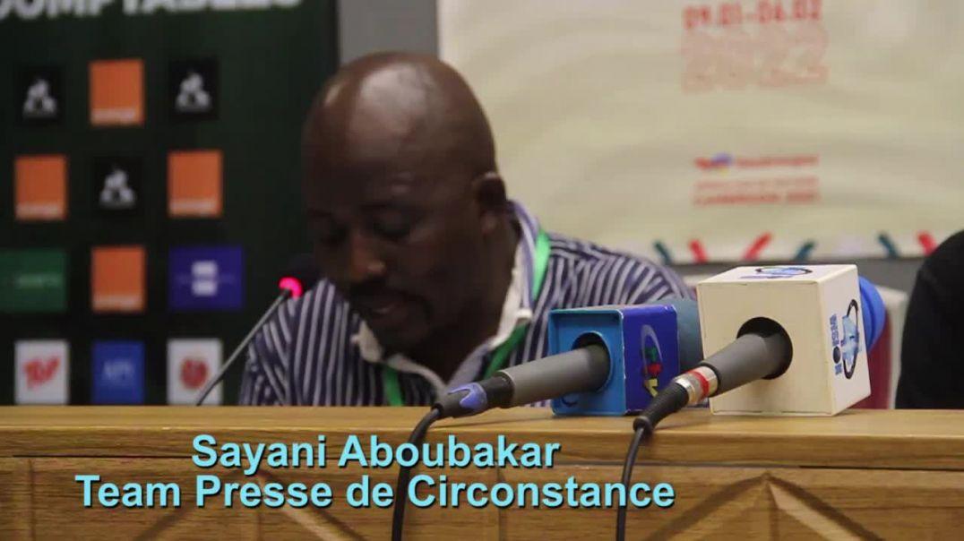 Cameroun réaction du capitaine de la Mozambique