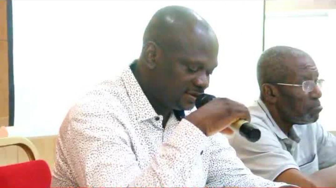 Cameroun Présentation du programme du Candidat BEJEDI Justin NDAME