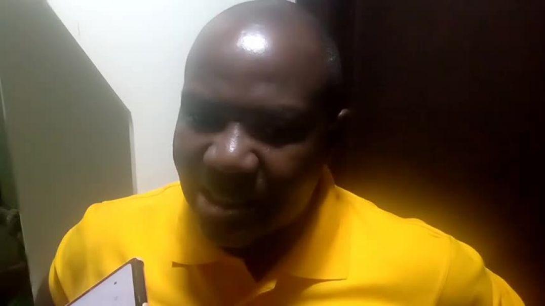 [Cameroun] réaction du coach Anicet mbarga Foe après la victoire contre la Zambie