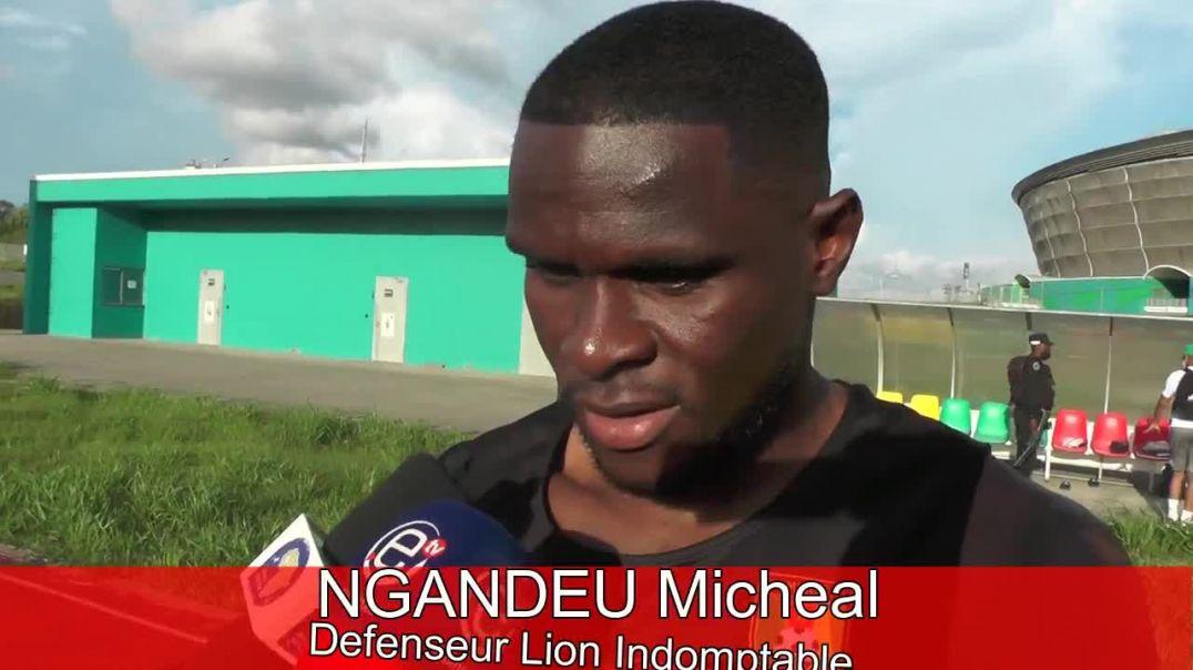 """Cameroun - Michael Ngandeu """"nous savons tous ce qui nous a amené ici..."""""""
