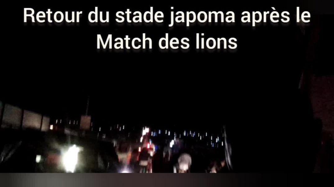 [Cameroun] retour du stade japoma après la rencontre #cameroun vs #mozambique